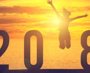 Boas vindas ao ano novo