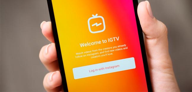 IGTV: entenda o que é essa novidade do Instagram e como usá-la a favor do seu negócio