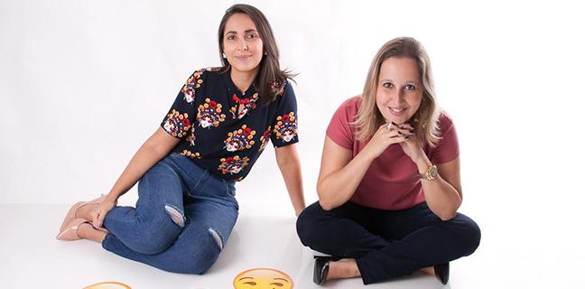 Sócias na Recriativi, Carla Somose e Kelly Ferreira falam dos 11 anos da agência