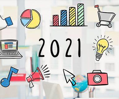 Tendências para 2021: o que esperar e como planejar o marketing da sua empresa